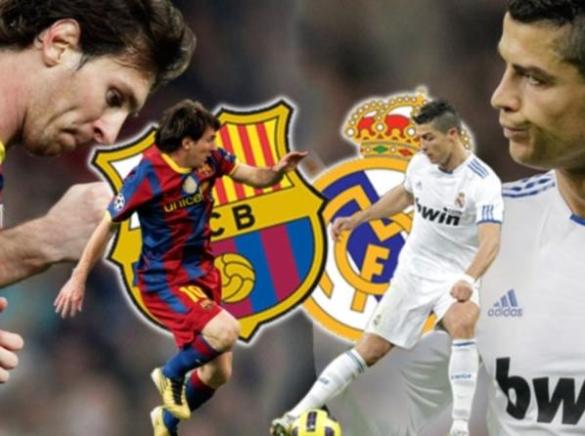 Real Madrid v/s Barcelona